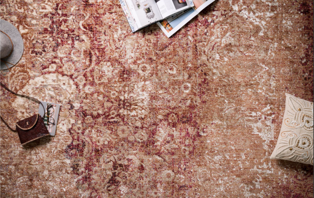 7 New Anastasia Rugs