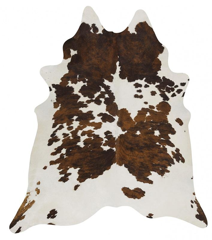 PREMIUM BRAZILIAN COWHIDE TRI COLOUR