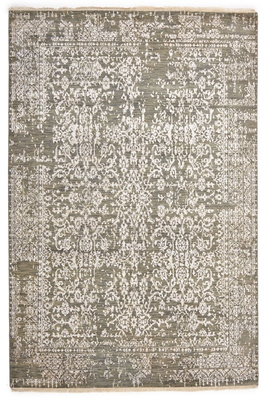 HAND KNOTTED INDIAN 2842 - 273X181CM