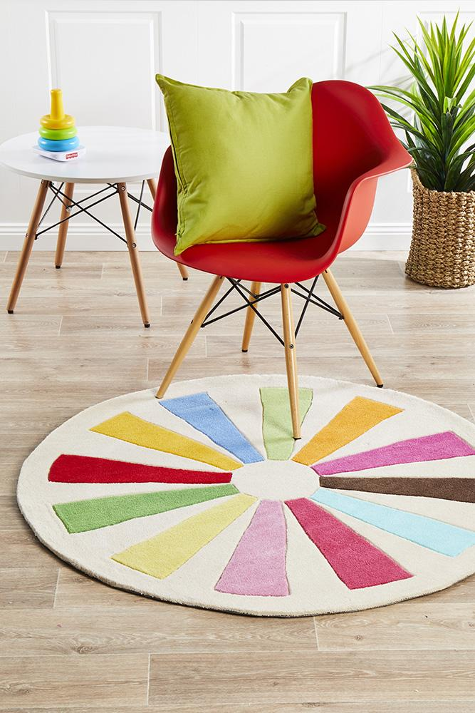 Decorating With a Unitex Kids Rug