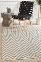 ABODE CHEVRON GREY