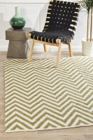 ABODE CHEVRON GREEN