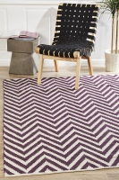 ABODE CHEVRON PURPLE