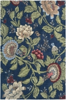 WEDGWOOD PASSION FLOWER NAVY
