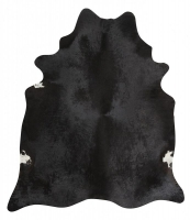 PREMIUM BRAZILIAN COWHIDE BLACK