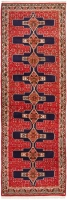 Hand Knotted Persian Senneh Rug