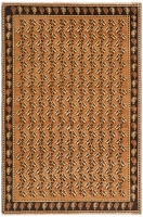 Hand Knotted Persian Sirjan Rug - Earth