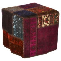 Hand knotted persian OTTOMAN -26-ok