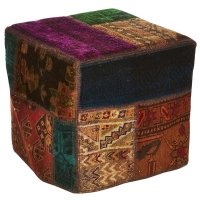 Hand knotted persian OTTOMAN -31-ok