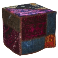 Hand knotted persian OTTOMAN -33-ok