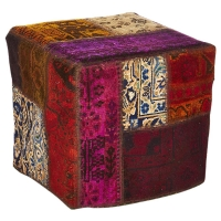 Hand knotted persian OTTOMAN -34-ok