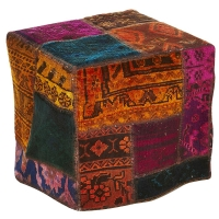 Hand knotted persian OTTOMAN -42-ok