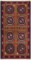 Hand knotted persian BALOUCH -70-ok
