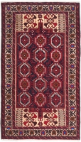 HAND KNOTTED PERSIAN BALOUCH 350