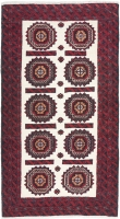 HAND KNOTTED PERSIAN BALOUCH 352