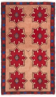 HAND KNOTTED PERSIAN BALOUCH 406