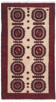 HAND KNOTTED PERSIAN BALOUCH 413