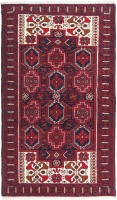HAND KNOTTED PERSIAN BALOUCH 414