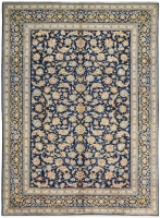 PERSIAN HAND KNOTTED KASHAN 16 - 360X263