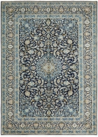 PERSIAN HAND KNOTTED KASHAN 18 - 366X267