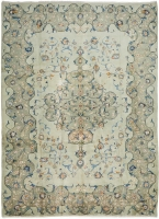 PERSIAN HAND KNOTTED KASHAN 39 - 428X297
