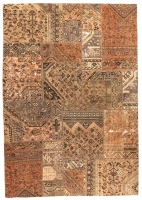 PERSIAN HANDNOTTED PATCHWORK 290X198CM
