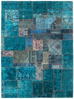 Persian Handnotted Patchwork 327x237cm