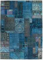 Persian Handnotted Patchwork 330x238cm
