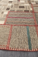PERSIAN HANDNOTTED KILIM 197X197CM