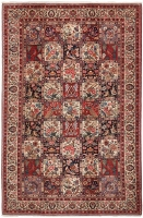 HAND KNOTTED PERSIAN BAKHTIAR 10