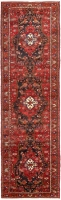 HAND KNOTTED PERSIAN SAVEH RUG