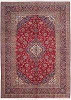 PERSIAN HANDMADE RED KASHAN 54 - 350X252