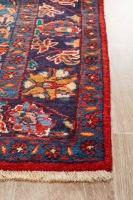Hand Knotted Persian Hamadan Rug
