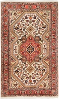 Hand Knotted Persian Rug - 297