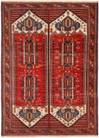 Hand Knotted Persian Golshahr Rugs