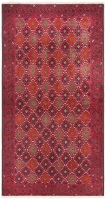 HAND KNOTTED PERSIAN RUG-287-OK