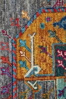 Hand Knotted Pure Wool Afghan - 330x240CM