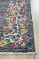 Hand Knotted Pure Wool Afghan - 290x200CM