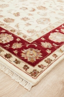 Indian Hand Knotted Wool With Silk