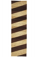WOVEN ART 515 BROWN RUNNER