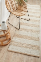 NOOSA 555 NATURAL WHITE RUNNER