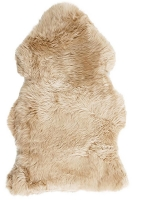 NATURAL NEW ZEALAND SHEEP SKIN 105X70CM